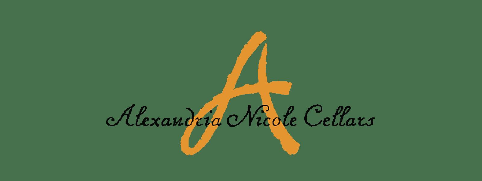 Alexandria Nicole Cellars logo