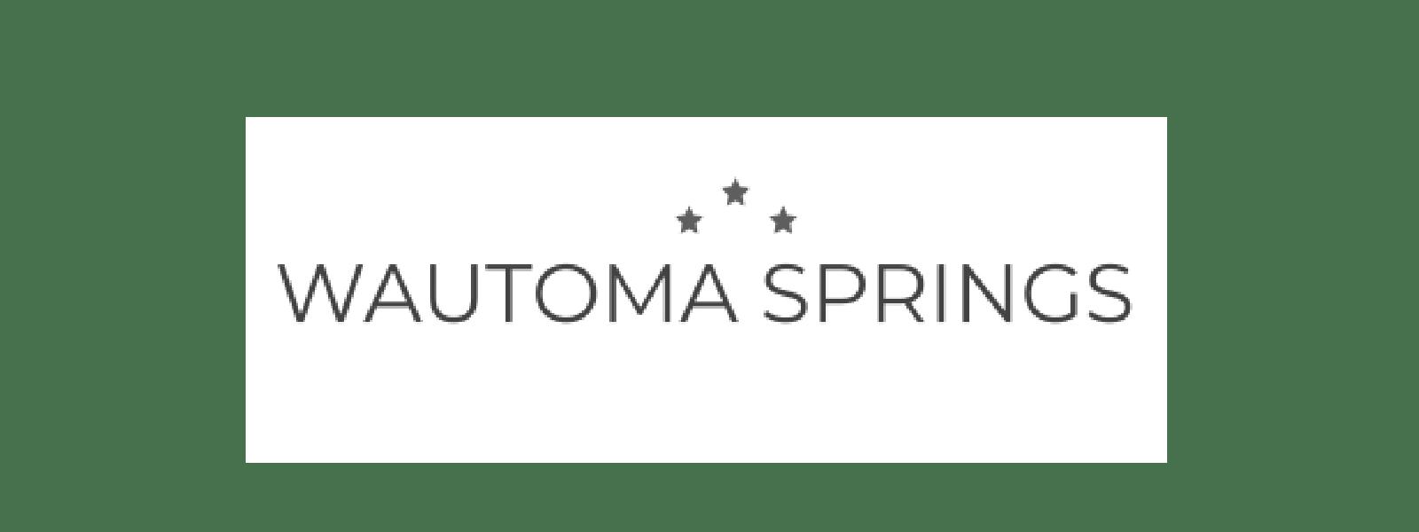 Wautoma Springs logo