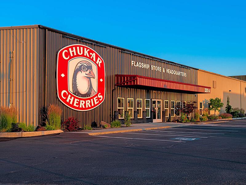 Chukar Cherries Headquarters
