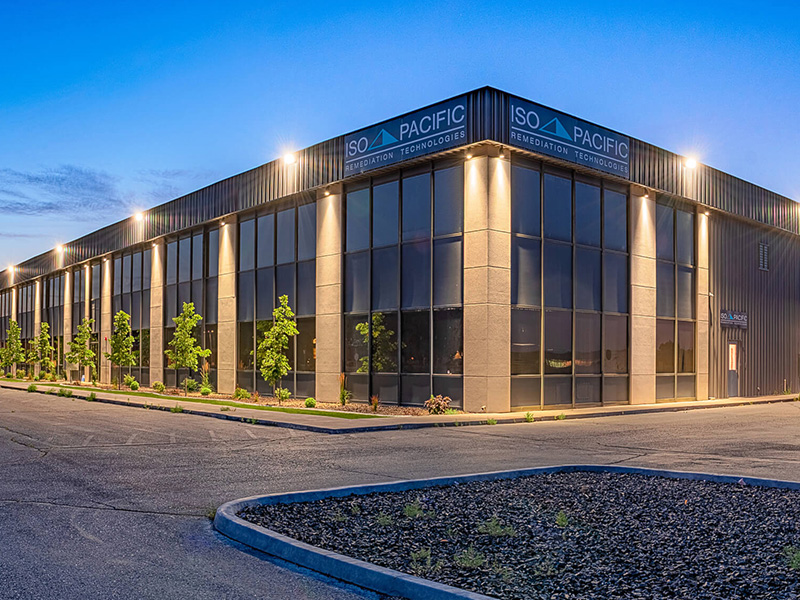 Technology Business Campus in Richland, Washington