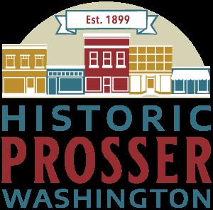 Historic Prosser logo
