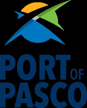 Port of Pasco logo