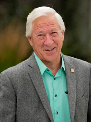 Roy Keck portrait