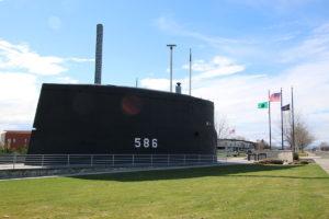 U.S.S. Triton Sail Park in Richland