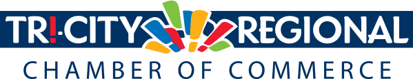 Tri-City Regional Chamber of Commerce logo